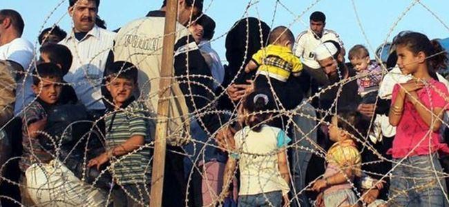 """KTÖS: """"Mülteci olmak tercih değil, zorunluluk"""""""