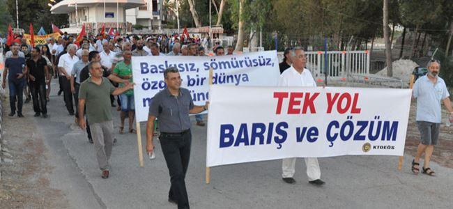 TEK YOL BARIŞ