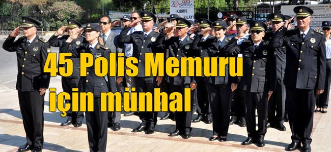 Polis Genel Müdürlüğü 'Personel' alıyor…