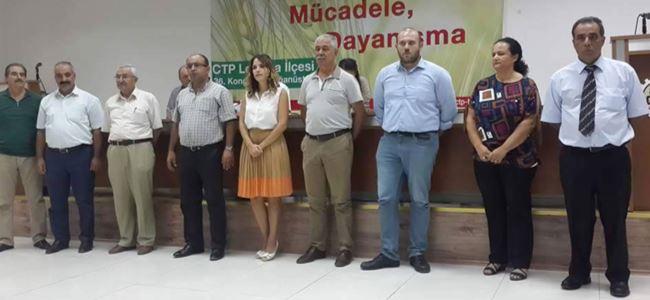 CTP-BG Lefkoşa İlçe Başkanı Rifat Arşehit