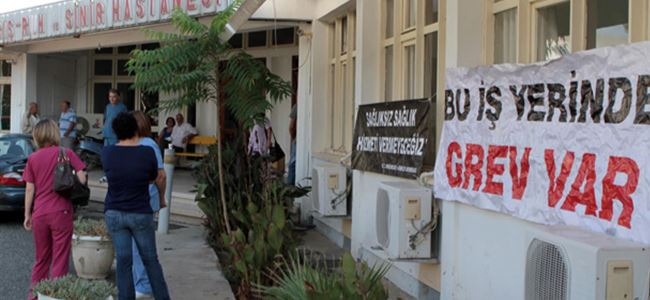TIP-İŞ 6 sağlık ocağında grev yapacak