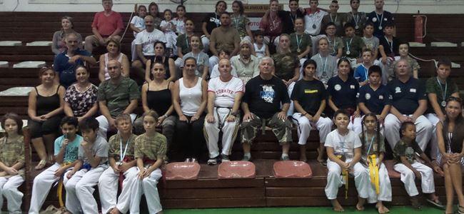 Cemal Ömürsel Taekwondo ile anıldı