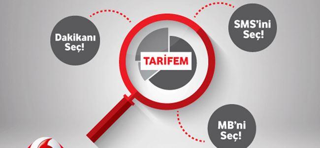 """Telsim'den  """"Telsim Tarifem"""" hizmeti"""