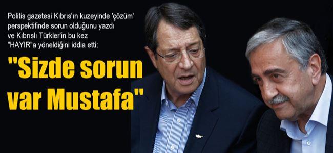 Kıbrıslı Türkler HAYIRa yöneldi iddiası