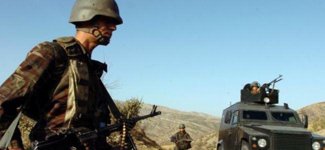 TSK: Dağlıcada 16 asker şehit