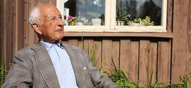 101 yaşında başkan adayı