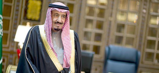 Arabistan kralı otel kapattı