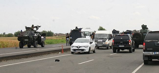 Türkiyede POLİSE BOMBALI SALDIRI