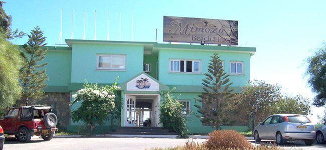 İhtiyat Sandığından Mimoza Otel açıklaması