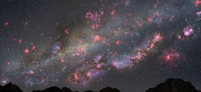 En yaşlı galaksilerden biri daha bulundu