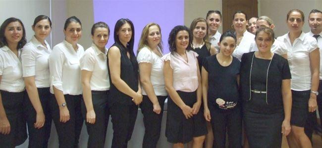 Asbank' da yaz eğitimleri tamamlandı