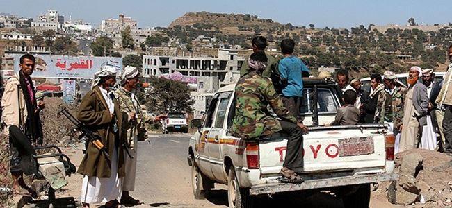 Yemendeki çatışmalarda 10 kişi öldü