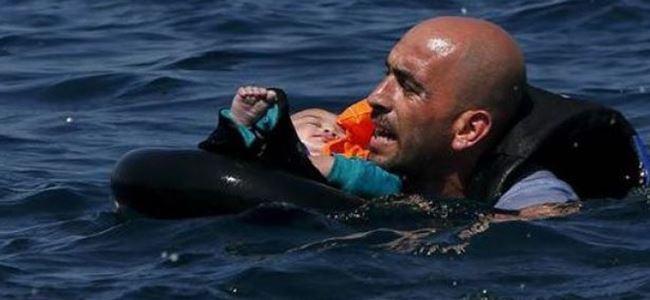 Ege'de mülteci dramı: 34 ölü