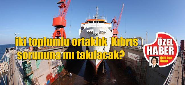 Kıbrıs sorunu engel mi?