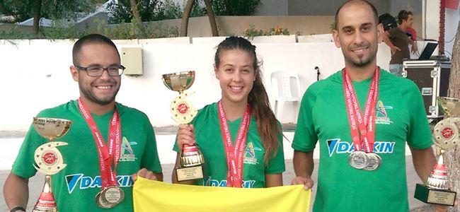 Ares'ten Türkiye şampiyonluğu