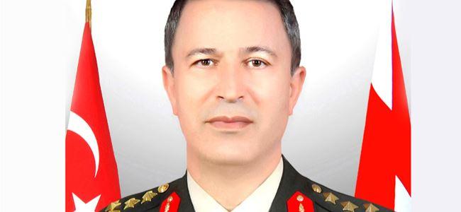 Türkiye Genelkurmay Başkanı Kuzey Kıbrıs'a geliyor