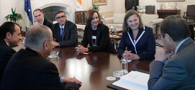 Kıbrıslılardan gelecek anlaşmaya güçlü destek