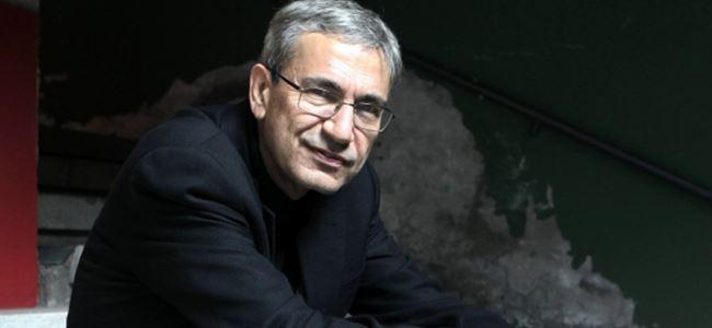 Pamuk, 2015 Erdal Öz Edebiyat Ödülünü aldı