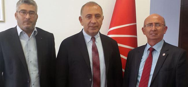 TDP Ankara'da temaslarda bulundu