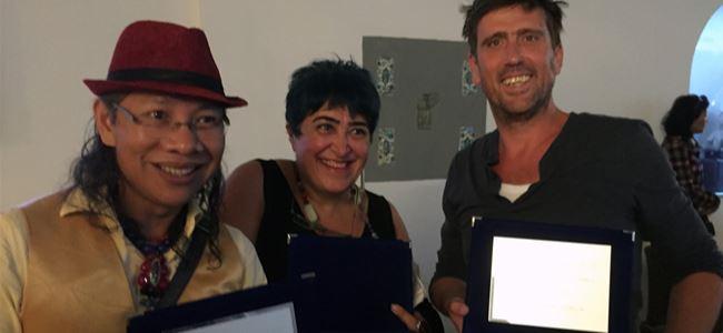"""""""Sessiz Yürüyüş""""e İtalya'da ödül"""