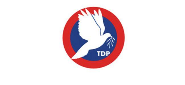 TDP, 8 Mart etkinlikleri düzenliyor