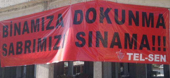 Türk-Senden bina uyarısı