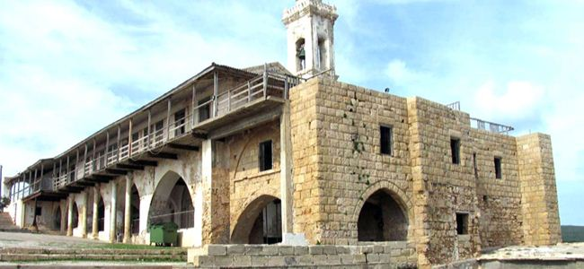 Manastırın planları UNDP'ye teslim edildi