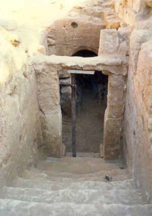 Akdeniz Köyü Kral Mezarı