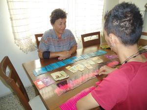 Tarot kartları…