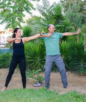 Hareketsizlik Egzersizi Çigong