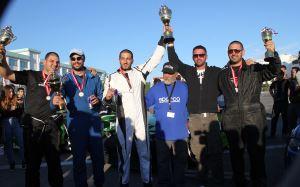 Driftte şampiyon Bozbeyli