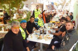 Adım Adım Kıbrıs… İskele'de (Özel) Hamsi Partisi…