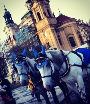 Masal tadında bir Orta Çağ kenti Prag