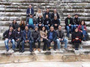 Tüm Kavimlerin Ülkesi 'Pamfilya'da üç gün