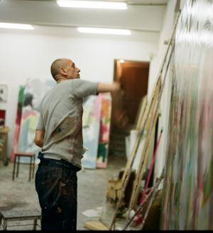Viyana'da Bir Kıbrıslı Ressam… Cemal Gürsel Soyel