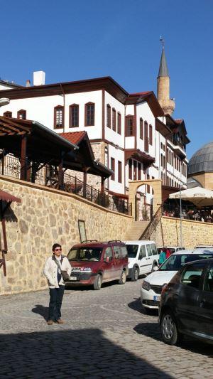 Ankara'dan geçtim…