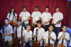 Genç Yetenekler Production ve Re-Chord Sanat Merkezi Aynı Sahnede