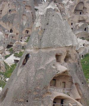 Kapadokya (Güzel Atların Ülkesi)'nde Tarihle Buluşmak