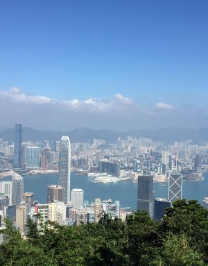Zenginler ülkesi Hong Kong