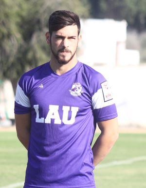 Süper Lig'in batı bölgesi takımlarından Lefke'nin parlayan yıldızı: Zekai Serdar