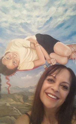 Semra Bayhanlı: Sevgi, fırçanın dokunuşuyla... tüm dünyayı saracak