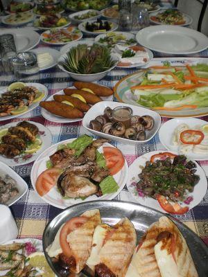 Kıbrıs mutfağı lezzetlerinde bir gezinti