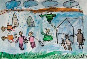 Çocuklar, Savaşlar, Sınırlar Kıbrıs'ın kuzeyinde refakatsiz mülteci çocuklara ilişkin durum