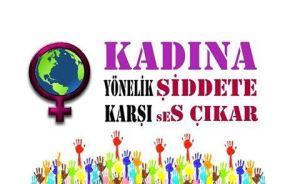 25 Kasım Kadına Yönelik Şiddete Karşı Uluslararası Mücadele ve Dayanışma Günü Örgütlerden Ortak Basın Açıklaması
