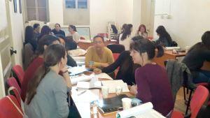 Kadının İnsan Hakları Eğitim Programı Lefkoşa ve Mağusa'dan sonra Girne'de!