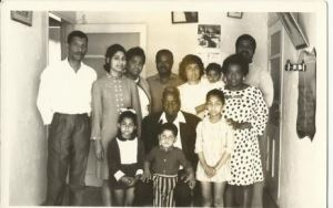 Özden Selenge'nin Sana Sevdam Sarı Romanı'nda   Afrika Kökenli Kıbrıslılar İzleği