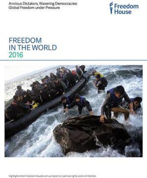 Freedom House 2016 raporunda basının durumu