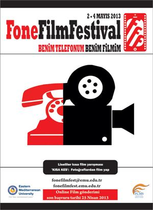 Biz Film Festivali yapıyoruz, bize katılır mısınız?