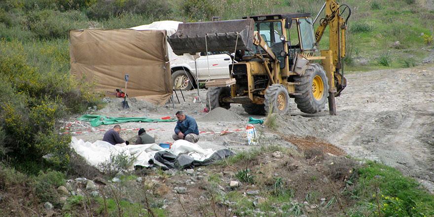 Kıbrıs'tan 'kayıp'lar için 125 bin Euro daha