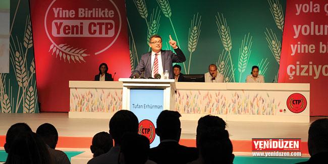 CTP, Genel Sekreter ve MYK'sını seçecek